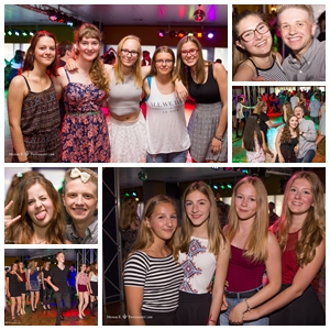 Tanzparty-Bilder